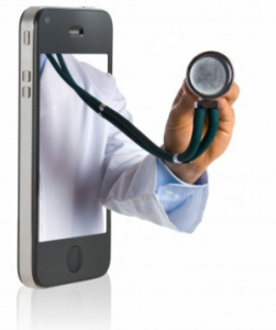 iphone for ehealth-mhealth